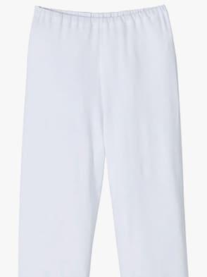 Leggings lang - weiß