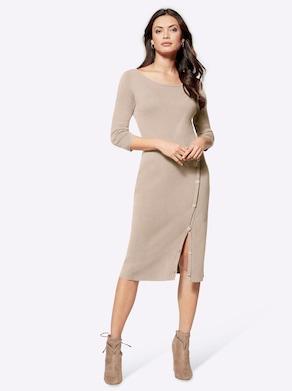 Kleid - elfenbein