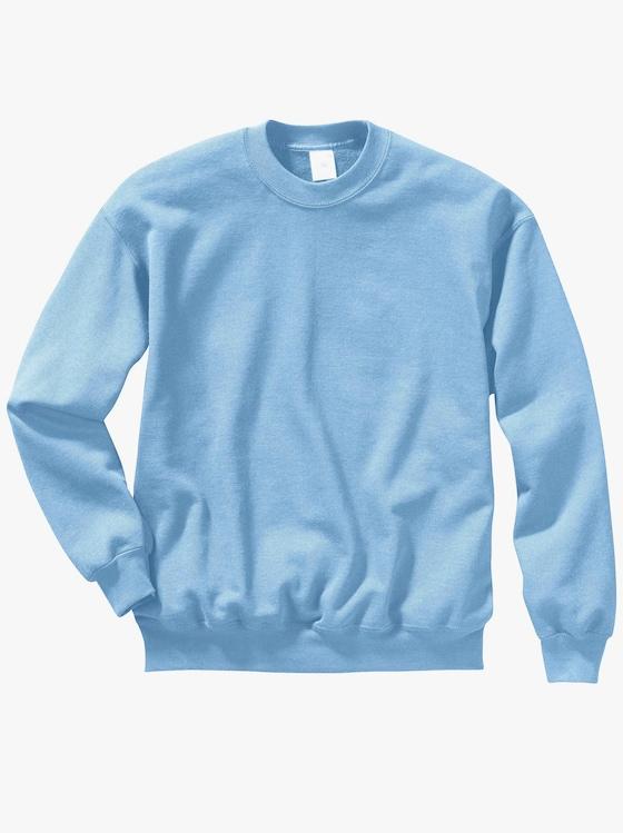 Fruit of the Loom Sweatshirt - hellblau