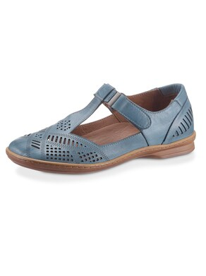 Gemini Klettschuh - jeansblau