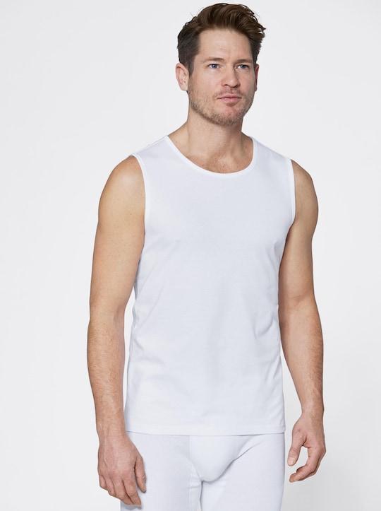 wäschepur Shirt - weiß