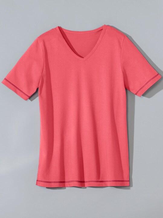 Shirt - hummerrot
