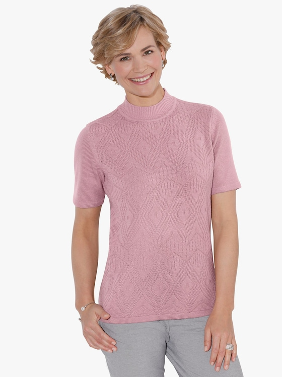 Pullover - roze