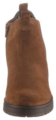 Gabor Chelsea boots - cognac
