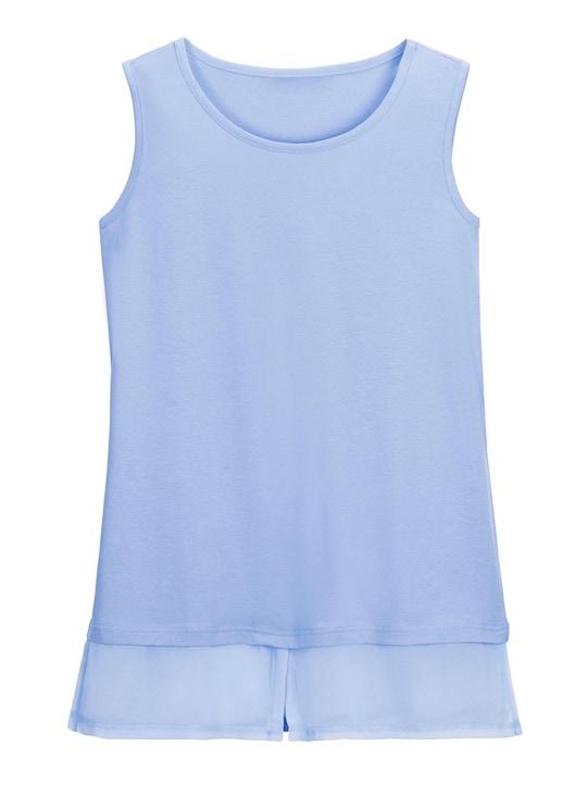 Longtop - bleu