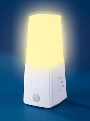 Automatik-Nachtlicht - weiß