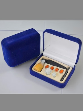 Mini-Hörverstärker - beige
