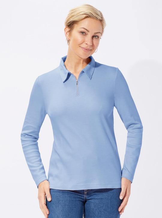 Collection L Shirt - bleu