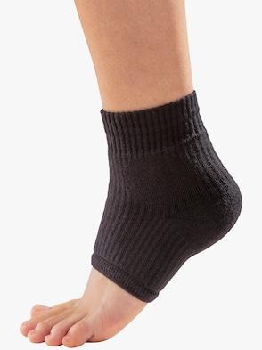 Knöchel-Strumpf - schwarz