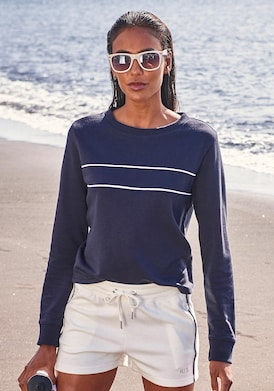 H.I.S Sweatshirt - marine