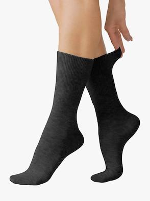 Ponožky - černá