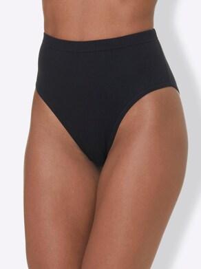 wäschepur Jazzpants - schwarz