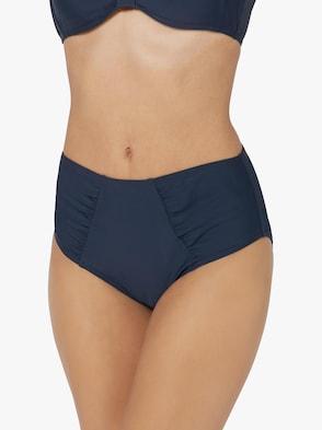 Bikini-Slip - marine