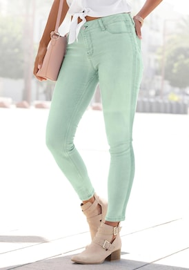 Buffalo Skinny-fit-Jeans - mint-washed