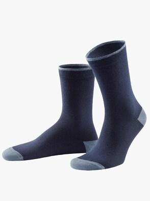 Socken - marine