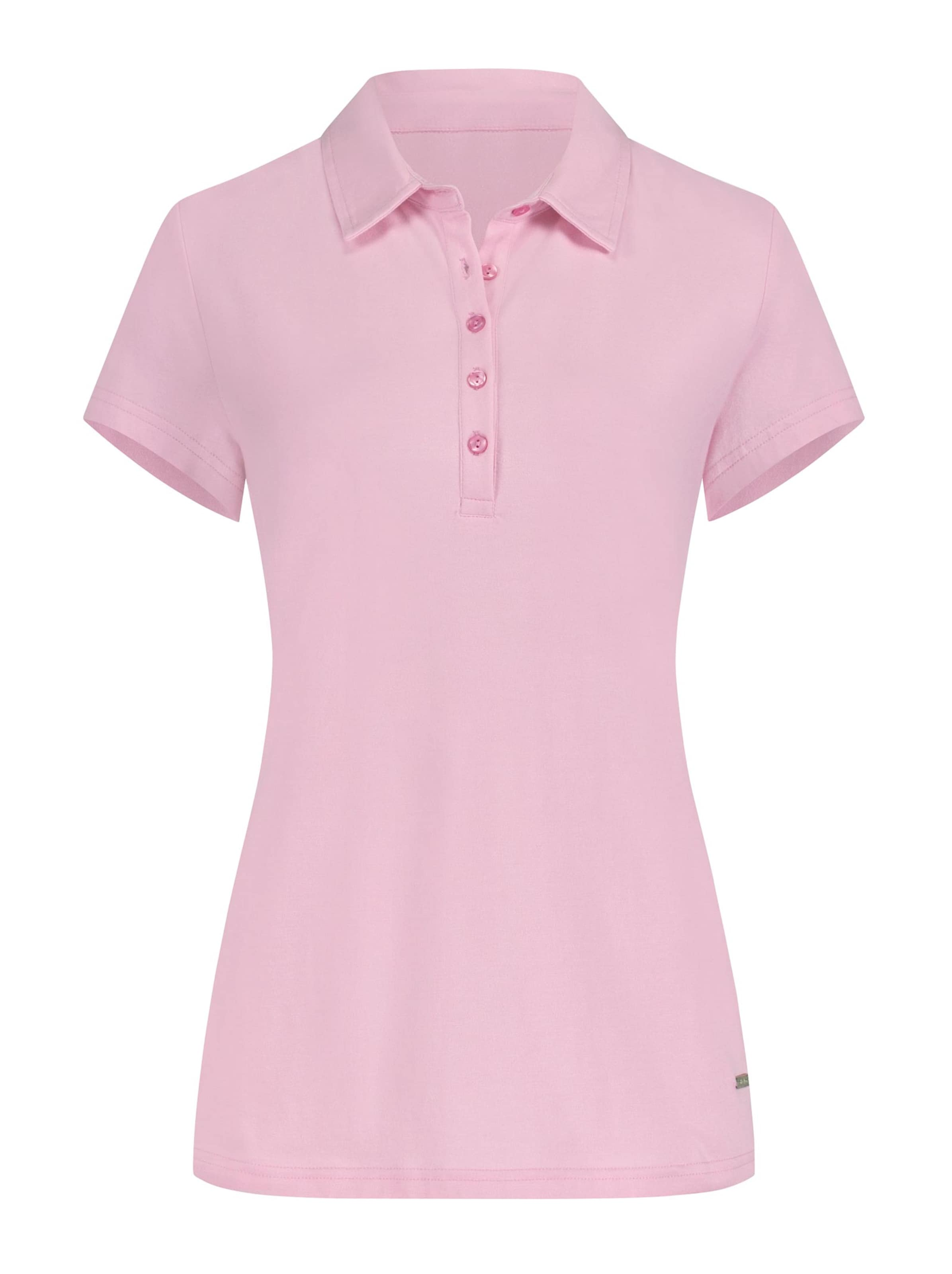 collection l - Damen Shirt rosé