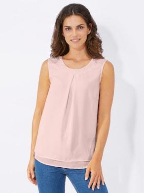 Fair Lady Blousetop - roze