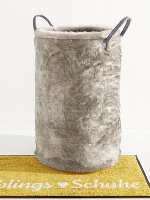 heine home Wäschesammler - grau
