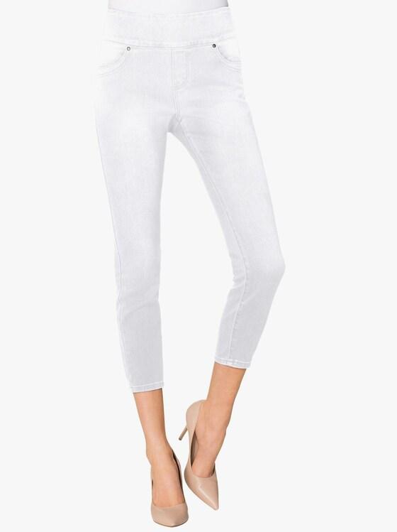 Jeans - weiß