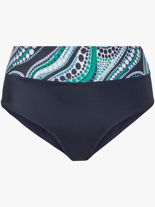 feel good Bikini-Slip - marine-smaragd