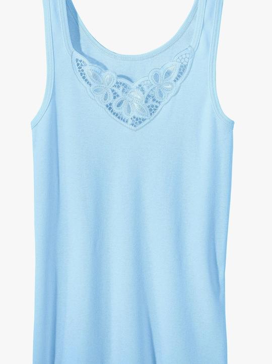 wäschepur Hemd - roze + bleu + mint