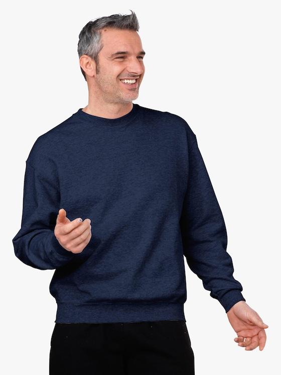 Fruit of the Loom Sweatshirt - dunkelblau