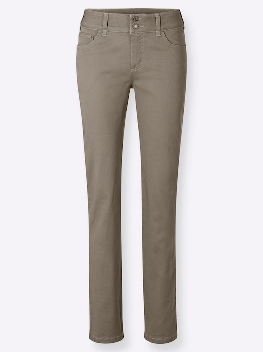 Collection L Jeans - taupe