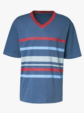 3dílná sada pyžam - námořnická modrá