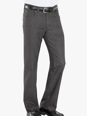 Jeans - anthrazit