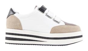 heine Sneaker - wit/beige