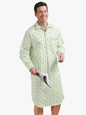 Nachthemd - grün