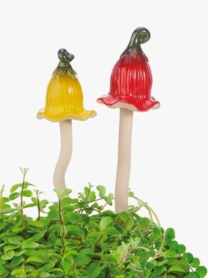 Zahradní dekorace - pestrá