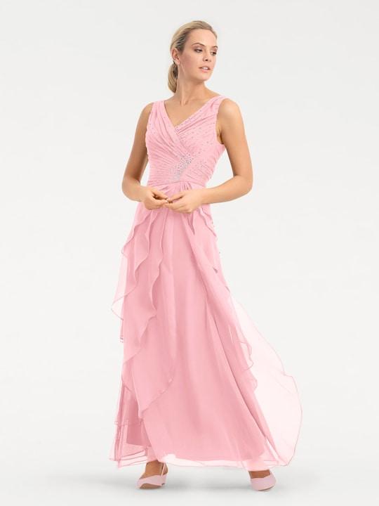Patrizia Dini Abendkleid - rosé