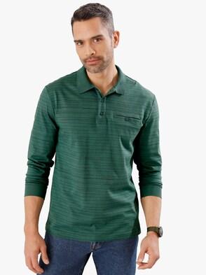 Polokošile - zelená