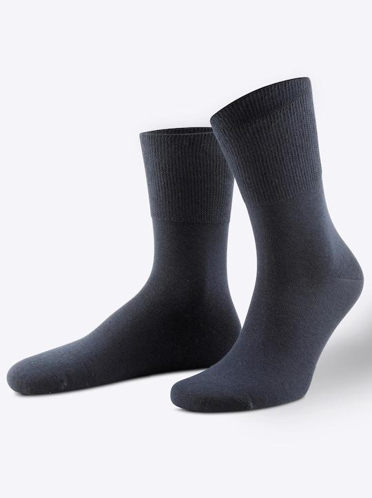 wäschepur Socken - marine