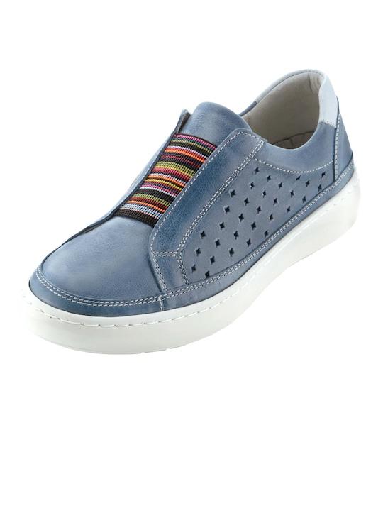 Airsoft Slipper - jeansblau