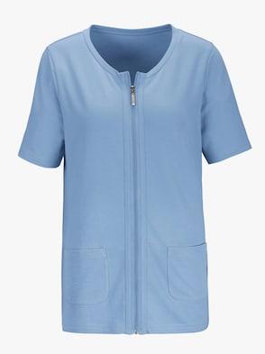 Shirtjacke - bleu