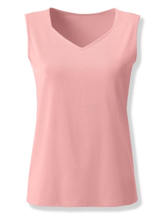Shirttop - rosenquarz