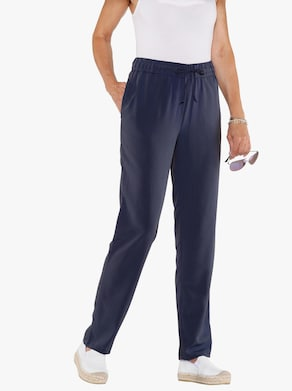 Kalhoty - noční modrá