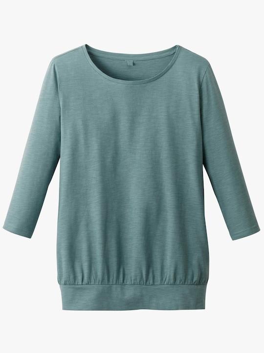 Tričko - nefritová