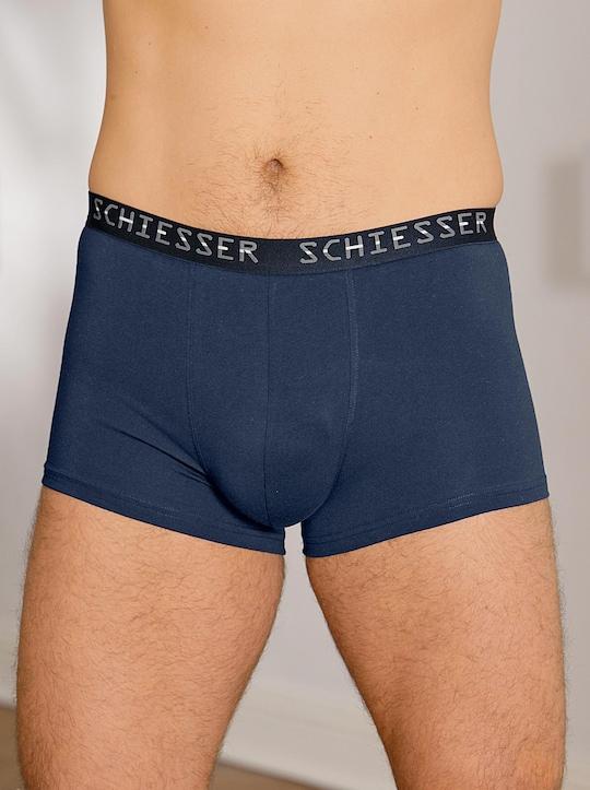 Schiesser Pants - marine