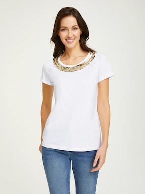 Rick Cardona Shirt - weiß