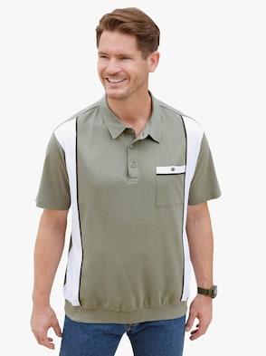 Poloshirt - schilf