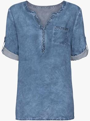 Tunika - blau