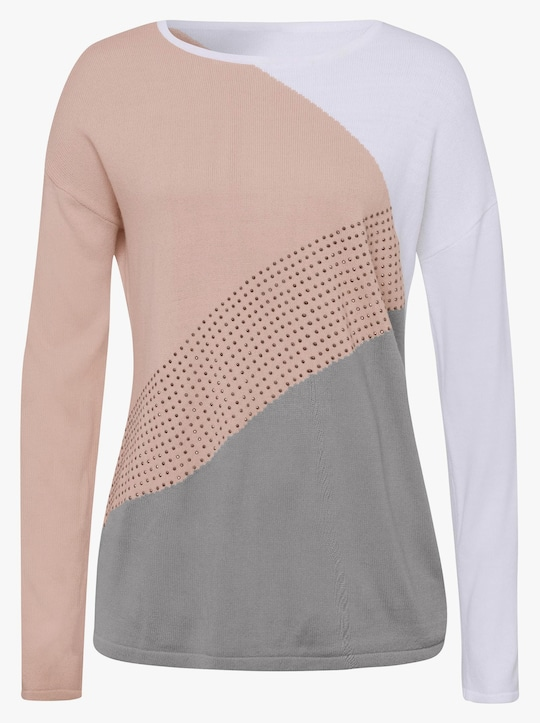 Pullover - poudre gedessineerd