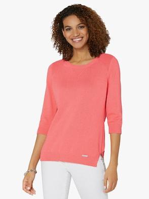 Pullover - koraal