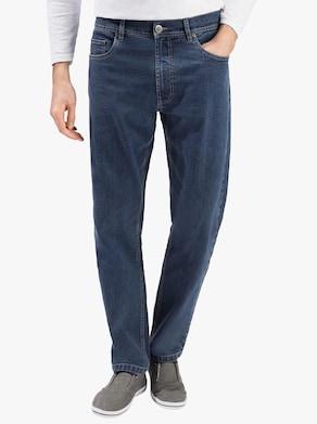 Catamaran Jeans - blue-stone-washed