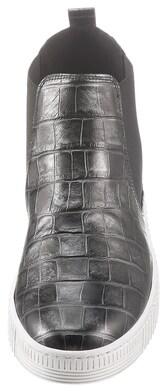 Gabor Chelsea boots - zwart/grijs