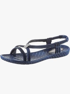 Bade-Sandalette - blau