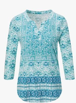Shirt - ozean-bedruckt
